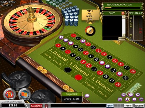 Video Roulette | bis 400 € Bonus | Casino.com Schweiz